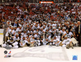 Pittsburgh Penguins Game 7 of the 2008-09 NHL Stanley Cup Finals Celebration Photo