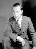Buster Keaton, Late 1920s Print