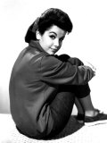 Portrait of Annette Funicello Print
