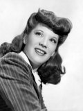 Portrait of Dinah Shore, c.1943 Posters