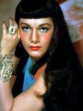 Arabian Nights, Maria Montez, 1942 Poster