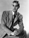 Thin Ice, Tyrone Power, 1937 Print