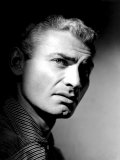 The Spoilers, Jeff Chandler, 1955 Print