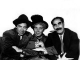 A Night at the Opera, Chico Marx, Harpo Marx, Groucho Marx, 1935 Photo
