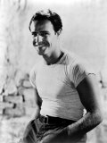 Omstigning til Paradis, Marlon Brando, 1951 Photo