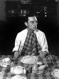 Buster Keaton, 1933 Photo by George Hurrell