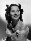 Wuthering Heights, Merle Oberon, 1939 Prints