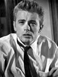 Rebel Without a Cause, James Dean, 1955 Photo