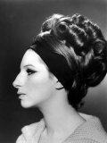 Portrait of Barbra Streisand Prints