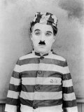 The Adventurer, Charlie Chaplin, 1917 Photo