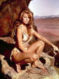 One Million Years B.C., Raquel Welch, 1966 Kunstdruck