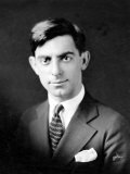 Eddie Cantor, Publicity Portrait, Early 1920s Poster