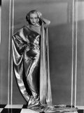 Carole Lombard, in a Paramount Portrait, 1931 Print