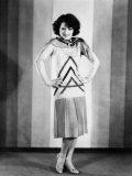 Clara Bow, Late 1920s Print