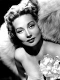 Ann Sothern, Publicity Shot for Her Radio Show Maisie c.1945 Poster