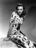 Barbara Stanwyck, 1940 Print by George Hurrell
