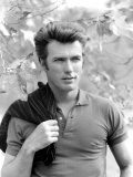 Clint Eastwood, 1961 Photo