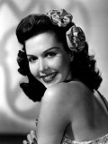 Portrait of Ann Miller Posters
