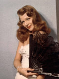 Rita Hayworth, c.1940s Prints