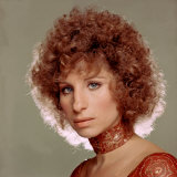 A Star Is Born, Barbra Streisand, 1976 Kunstdruck