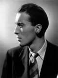 Christopher Lee, 1949 Photo