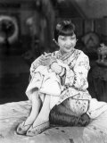 Chinatown Charlie, Anna May Wong, 1928 Prints