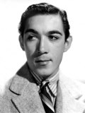 Anthony Quinn, 1938 Poster