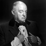 The Woman in White, Sydney Greenstreet, 1948 Photo