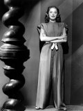Eleanor Parker Wearing a One-Piece Pajama Suit, Designed by Leah Rhodes, 1946 Poster