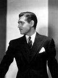 Clark Gable, Januray 18, 1937 Photo