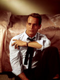 Paul Newman in the Late 1950s Print