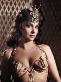 Solomon and Sheba, Gina Lollobrigida, 1959 Print