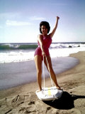 Bikini Beach, Annette Funicello, 1964 Photo