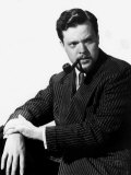 Orson Welles, 1939 Photo