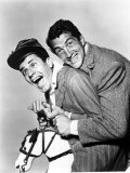 Money from Home, Jerry Lewis, Dean Martin, 1954, Toy Horse Photo