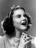 Deanna Durbin, 1937 Photo