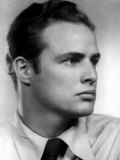Marlon Brando in the 1940s Print