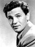 Portrait of John Garfield Poster