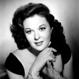 Susan Hayward, 1950 Photo