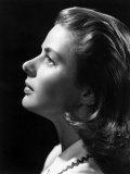 Ingrid Bergman, Art Print