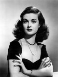 Portrait of Joan Bennett Print