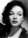 Simone Signoret, c.1940s Photo