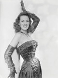 Maureen O'Hara, c.1954 Photo