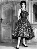 Gina Lollobrigida, 1950s Prints