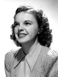 Portrait of Judy Garland Affiche
