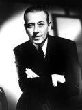 George Raft, Early 1950s Poster