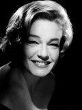 Simone Signoret, 1958 Photo