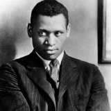 Paul Bustill Robeson American Actor and Singer, Giclee Print