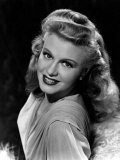 Portrait of Ginger Rogers, c.1945 Print