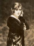 Theda Bara, 1916 Print